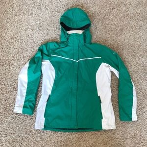 EUC Columbia Interchange 3-in-1 coat